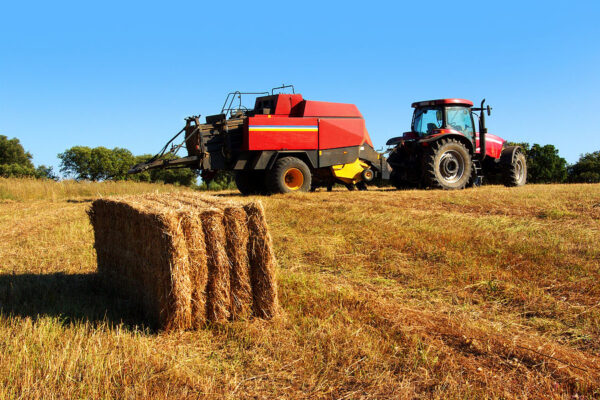 Farming Supplies and Straw Baling